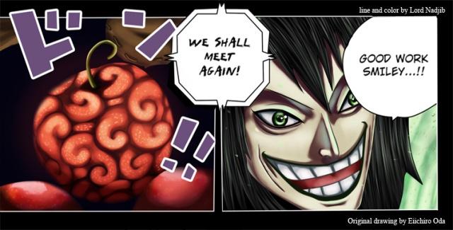 One Piece Chapter 676 - Caesar Clown Creation - by Lord-Nadjib (http://lord-nadjib.deviantart.com)