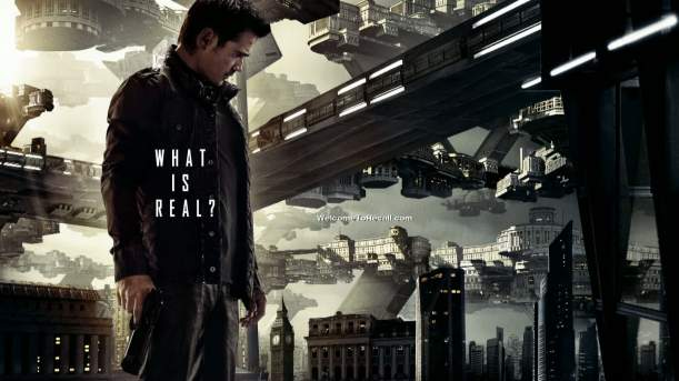 Total Recall (2012) - Poster 1