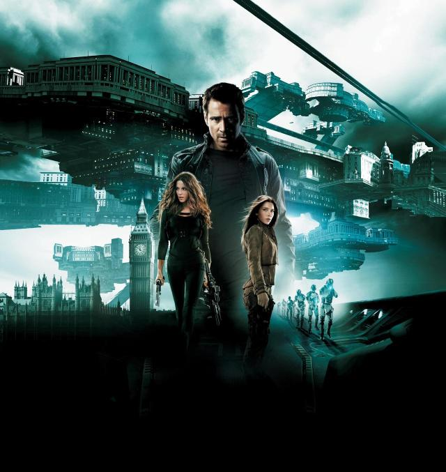 Total Recall - Poster 2