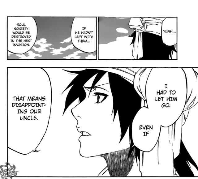 Bleach Chapter 518 - Shiba Kuukaku