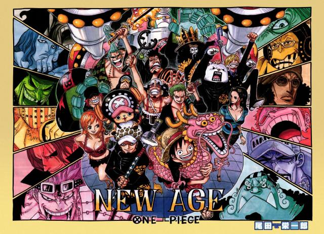 One Piece Chapter 693 - The New Age