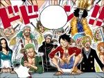 One Piece chapter 695 - Punk Hazard Alliance