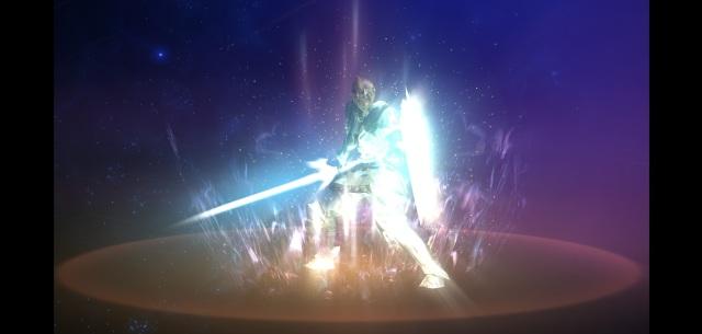 FFXIV - Endlyss Kuroren - battle