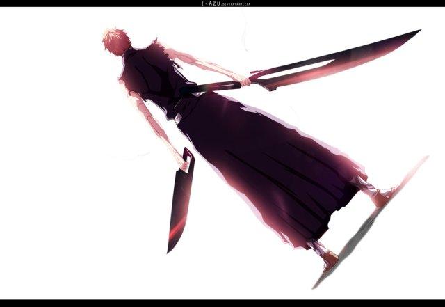 Bleach chapter 542 - The Blade is Me - by i-azu (http://i-azu.deviantart.com)