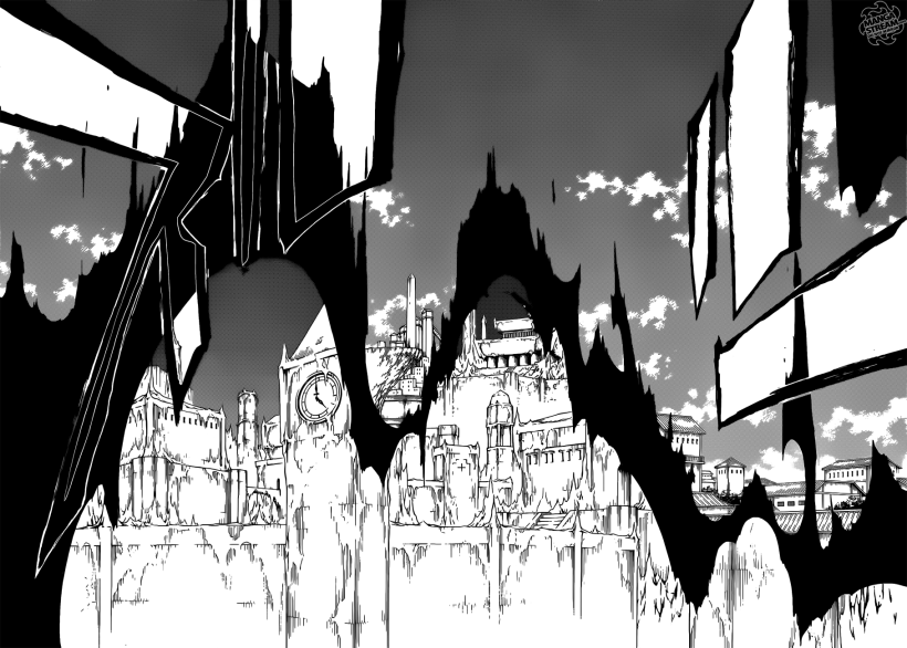 Bleach chapter 546 - the Quincy world invades Soul Society