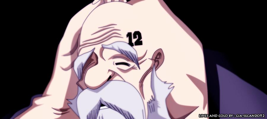 One Piece chapter 708 - Don Chinjao - colour by GiA-SeCaNdO92 (http://seireiart.deviantart.com)