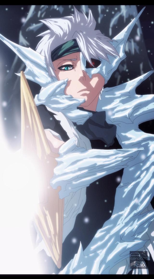 Bleach chapter 553 - Hitsugaya Toushirou by aConst (http://aconst.deviantart.com)
