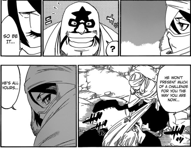 Bleach chapter 562 - Rukia