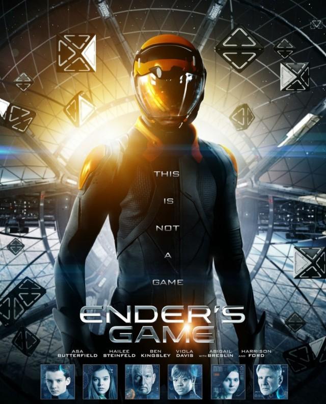 Ender's Game - Poster