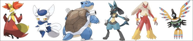 Syphin's Pokemon Team 2