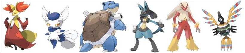 Syphin's Pokemon Team 2