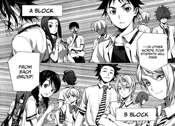 Shokugeki no Soma chapter 47 - The Autumn Election