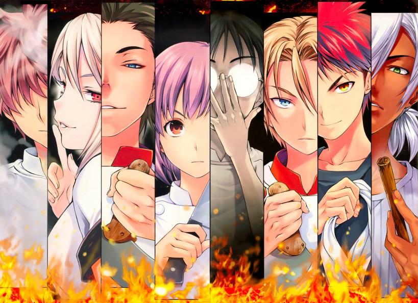 Shokugeki no Soma chapter 48 - The Autumn Election tournament