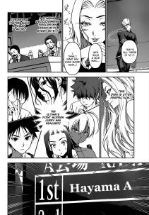 Shokugeki no Soma chapter 58  - Akira's dish 2