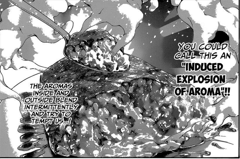 Shokugeki no Soma chapter 59 - Souma's Curry Risotto Omurice