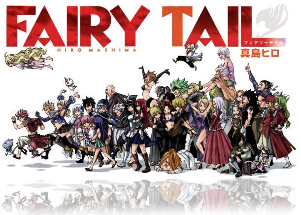 Fairy Tail chapter 377 - color spread - cleaning by Ulquiorra90 (http://ulquiorra90.deviantart.com)