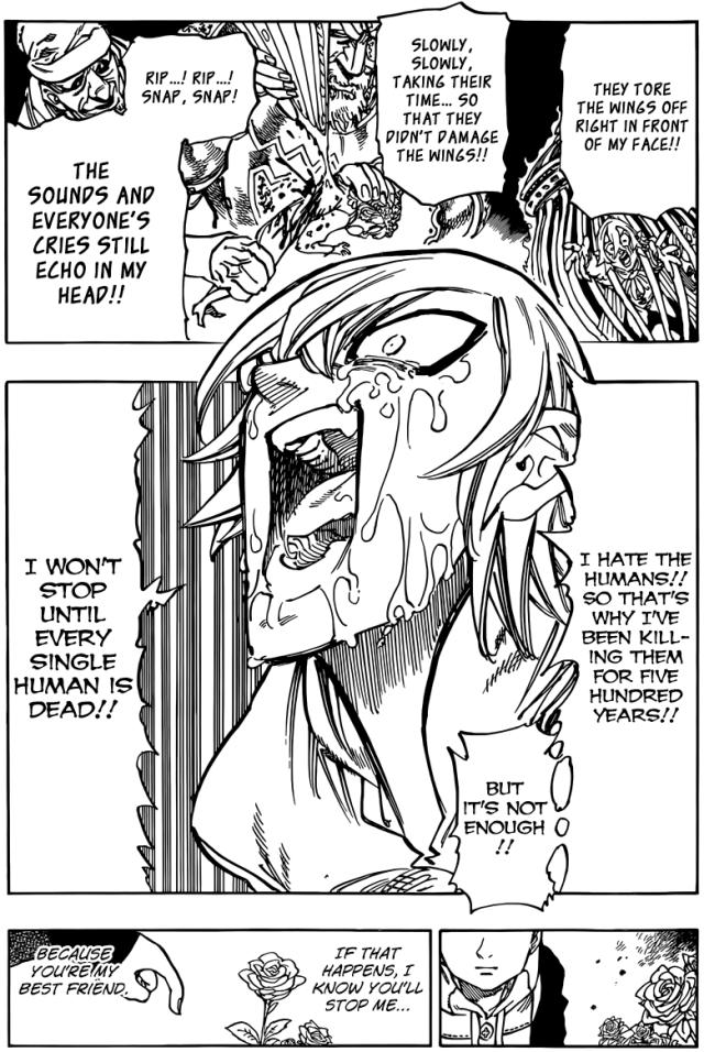 Nanatsu no Taizai chapter 73.5 - Helbram's hatred