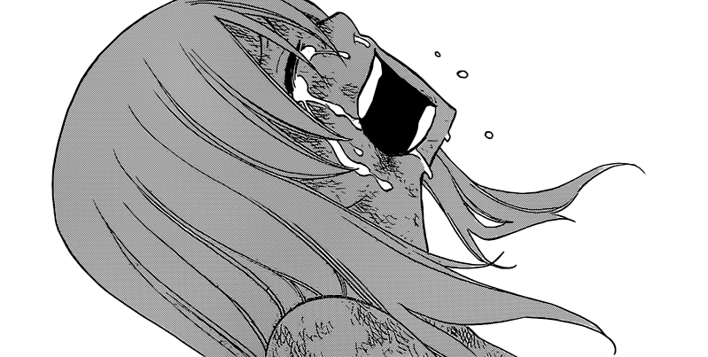 Fairy Tail chapter 384 - Plutogrim Destroyed
