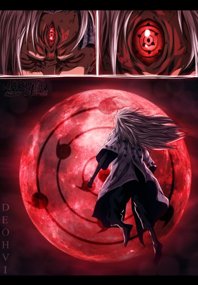Naruto chapter 676 - Mugen Tsukuyomi - colour by DEOHVI (http://deohvi.deviantart.com)