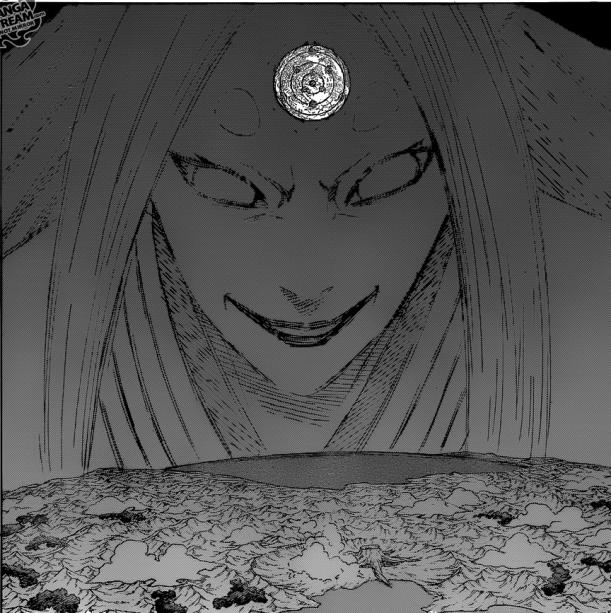 Naruto chapter 677 - The Infinite Tsukiyomi