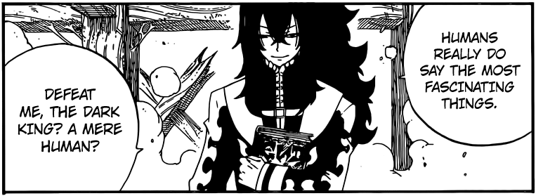 Fairy Tail chapter 389 - Mard Geer