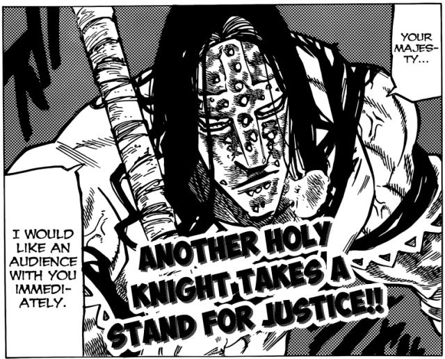 Nanatsu no Taizai chapter 79 - Threader fury