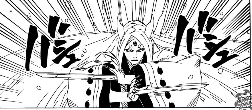 Naruto chapter 686 - Kaguya