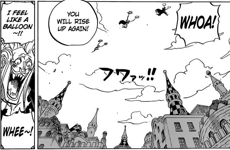 One Piece chapter 752 - Bartolomeo