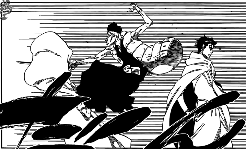 Bleach chapter 601 - Pernida defeated?