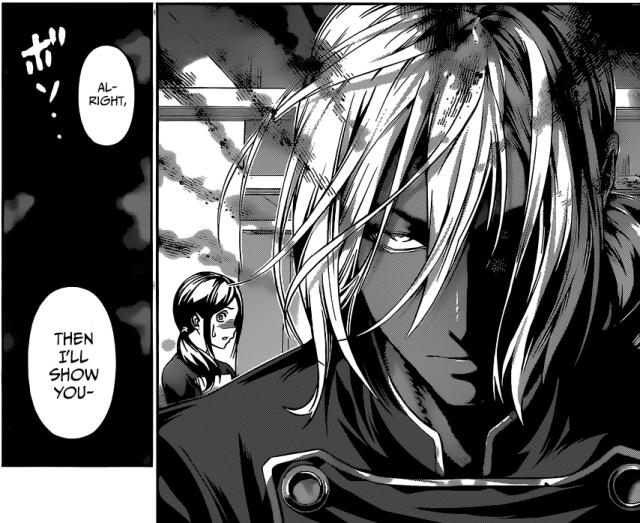 Shokugeki no Soma chapter 93 - Akira ignited