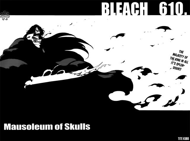 Bleach chapter 610 - Yhwach