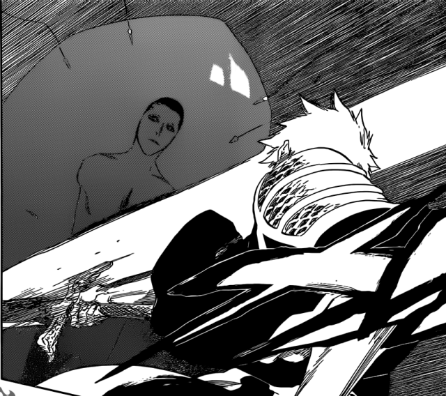 Bleach chapter 614 - Ichigo cuts down the Soul King