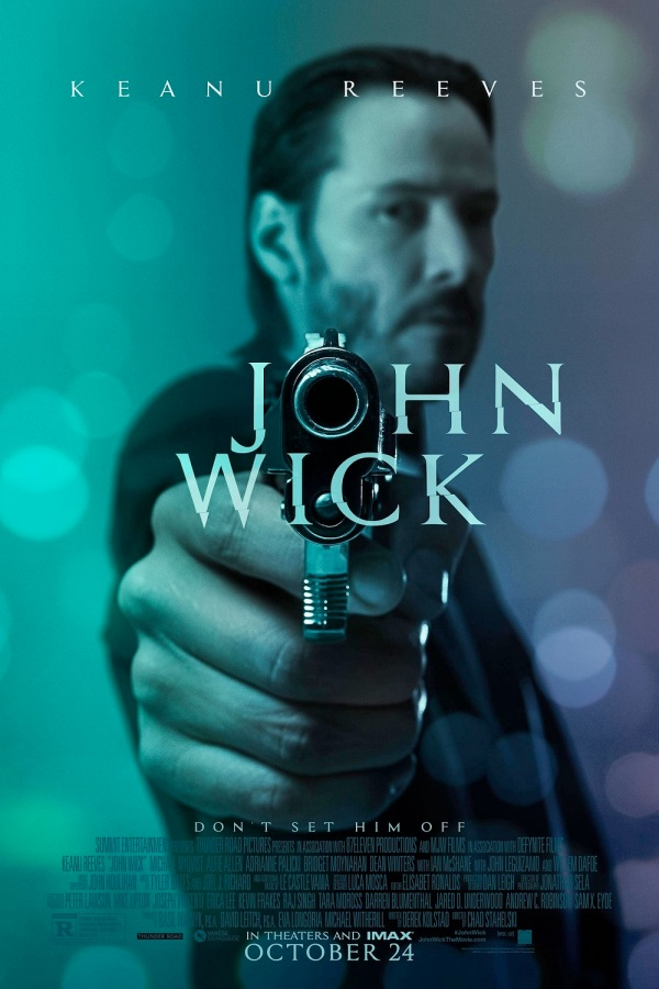 John Wick (2014) - poster