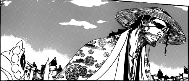 Bleach chapter 623 - Kyouraku 2