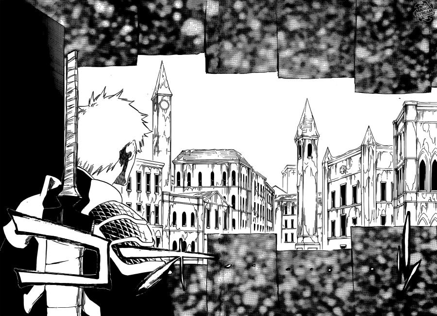 Bleach chapter 627 - The new Wandenreich