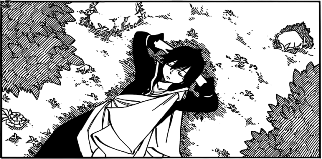 Fairy Tail chapter 436 - Zeref