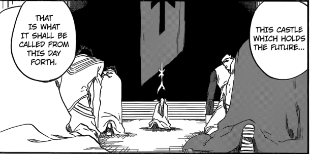 Bleach chapter 629 - The Quincy foundation for their New World