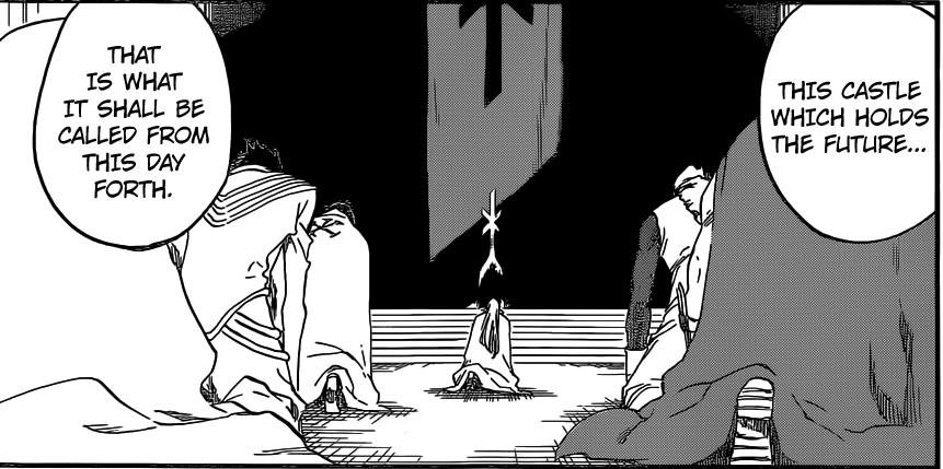 Bleach Chapter 629 U2013 The Quincy Foundation For Their New World