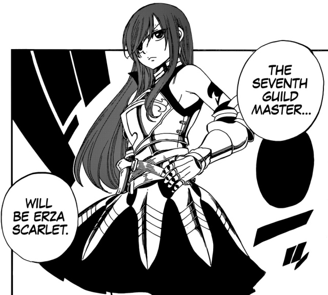 Fairy Tail chapter 438 - The Seventh Guild Master
