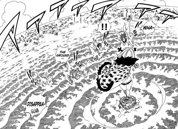Fairy Tail chapter 443 - Brandish 5