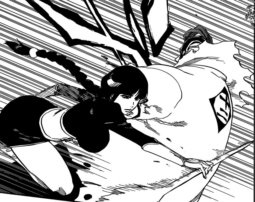 Bleach chapter 640 - Nemu saves Mayuri