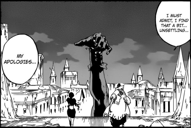 Bleach chapter 641 - Mayuri and Nemu VS Pernida