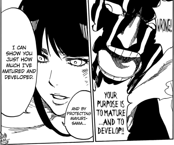 Bleach Chapter 642 - Nemu and Mayuri