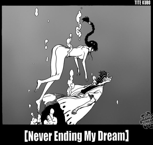 Bleach chapter 644 - Mayuri and Nemu