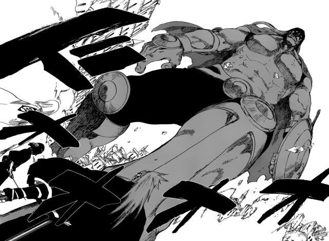 Bleach chapter 655 - Gerard Valkyrie