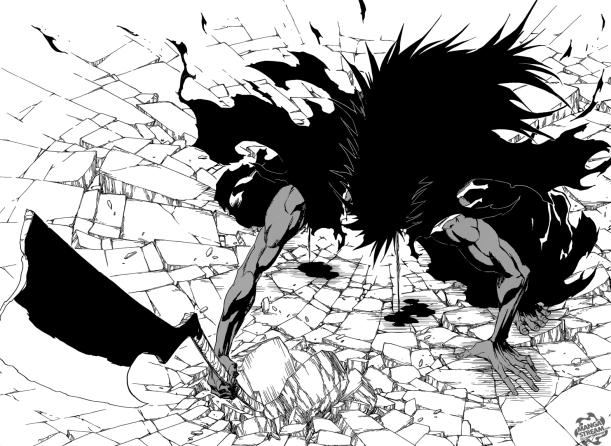 Bleach chapter 669 - Zaraki's Bankai