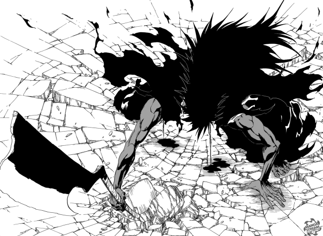 Bleach chapter 669 - Zaraki's Bankai