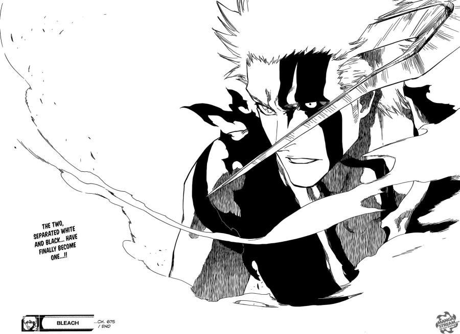 Bleach chapter 675 - Hollow Ichigo