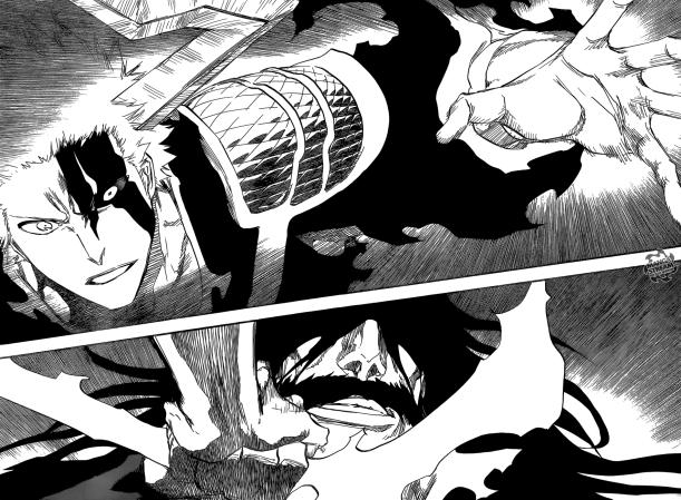 Bleach chapter 676 - Ichigo VS Yhwach