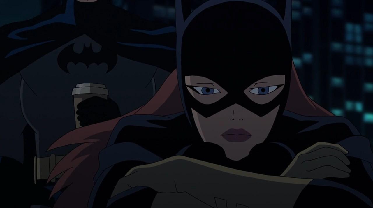 Batman Og Batgirl Drabet Vittighed